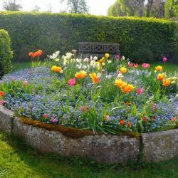 Le pressoir au printemps