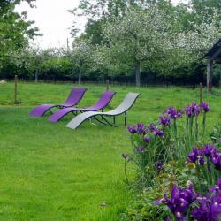 Le jardin, au coeur du verger