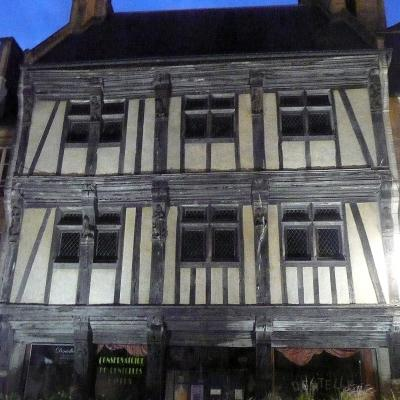 Bayeux, ville médiévale